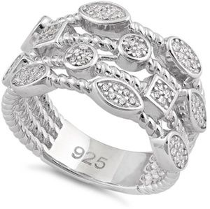 Beautiful Brand New cocktail ring for all occasion